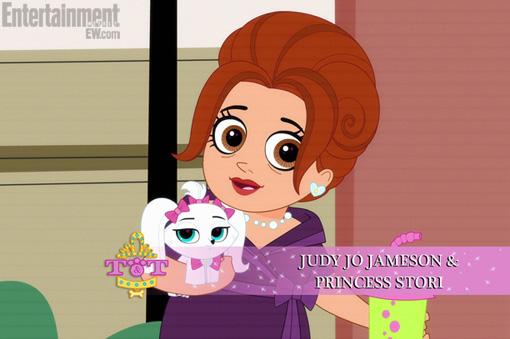 Littlest Pet Shop Judy Jo Jameson