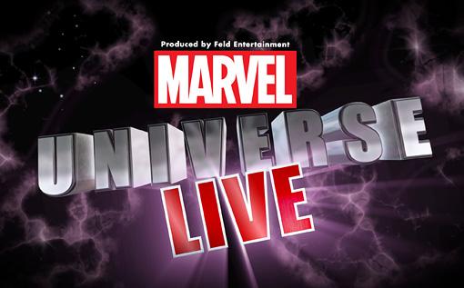 Marvel Universe Live Tour