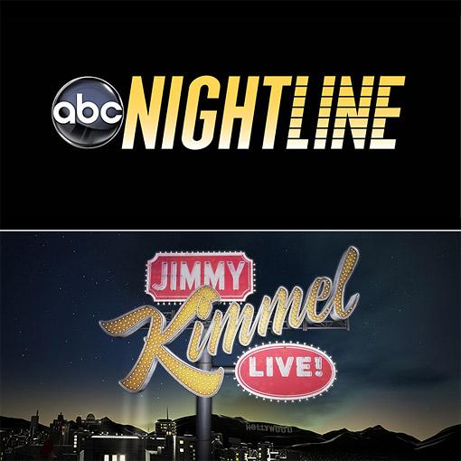 Nightline Kimmel Logo