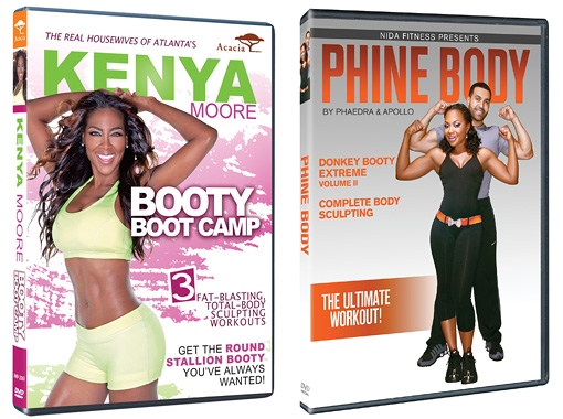 RHW ATL Workout DVD