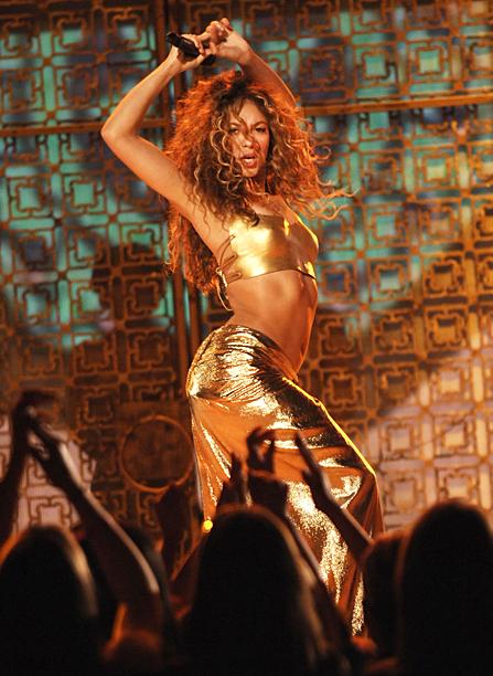 Shakira | See also: Beyonce, Jennifer Lopez, Nicki Minaj.