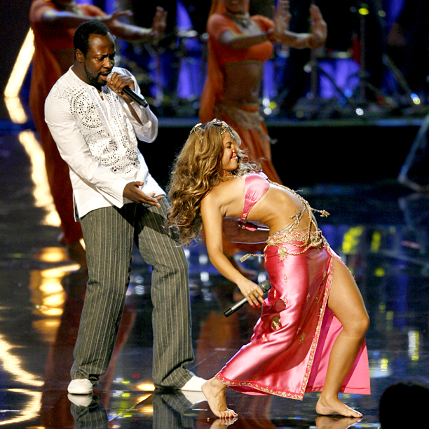 Shakira | Those hips don't lie, just ask Wyclef.