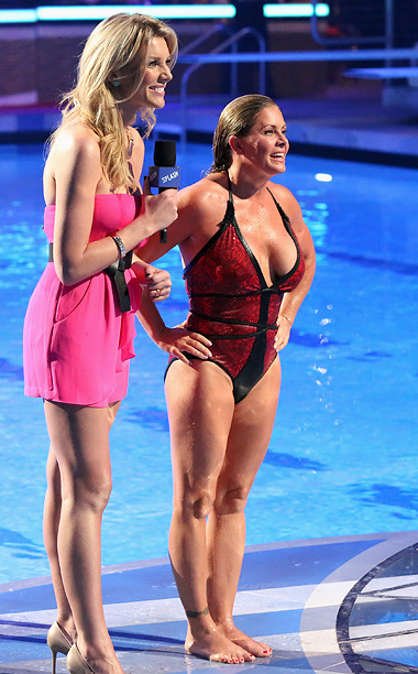 No stranger to a swimsuit, Eggert's Baywatch roots were Saun's biggest inspiration. ''Nicole feels most comfortable in anything,'' says Saun. ''In Episode 103 you'll be…