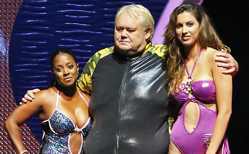 SPLASH LOUIE ANDERSON