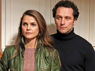 The Americans Keri Russell and Matthew Rhys