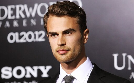 Is theo james who Who Is