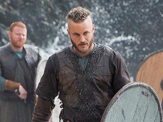 Vikings Ragnar (Travis Fimmel)