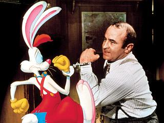 Roger Rabbit, Bob Hoskins