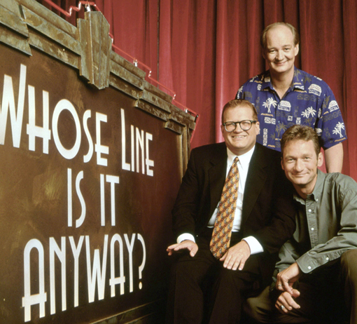 Whose Line Is It Anyways