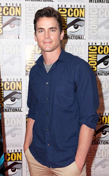Matt Bomer (Superman: Unbound)