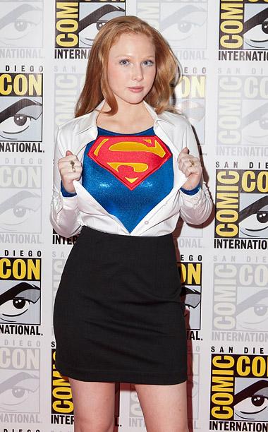 Molly C. Quinn (Superman: Unbound)
