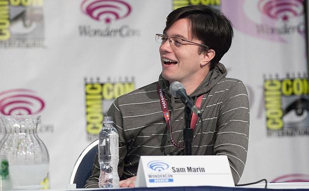 Sam Marin (Regular Show)
