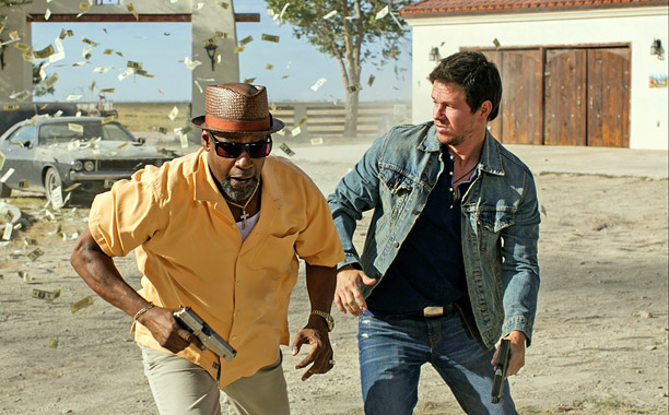 Movie Guide, Mark Wahlberg, ... | The plot of 2 Guns isn't quite as simple as its title might suggest — and no, it's not a reference to Mark Wahlberg's biceps.…