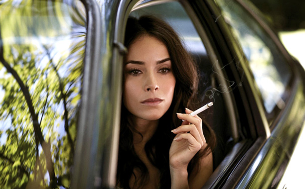 When you first see Spencer's Amantha Holden, she's such a chain-smoking nervous wreck, you'd think she was the one on death row. But all that…
