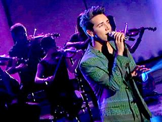 American Idol Lazaro Arbos