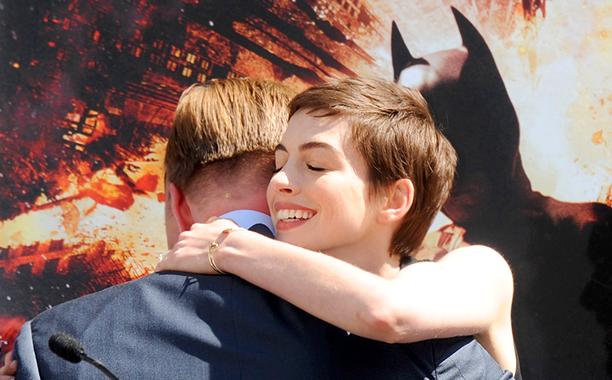 Christopher Nolan Anne Hathaway