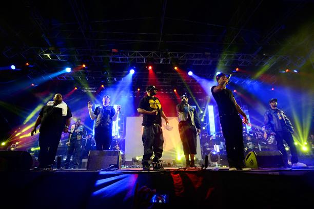 Coachella Wu Tang Clan