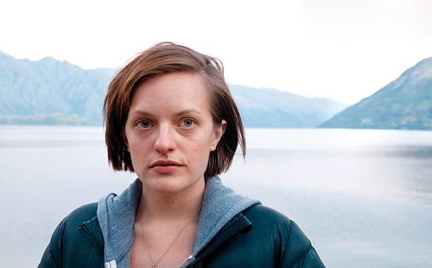 In Jane Campion's tense and stellar detective mystery, Moss is equal parts fierce and wounded. Never more so than during a scene at her hometown…