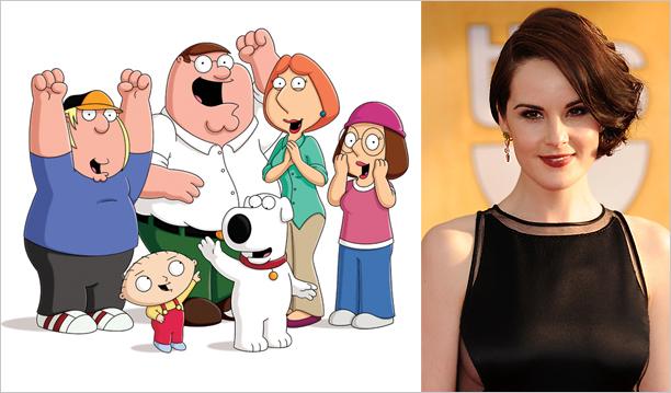 Family Guy Michelle Dockery