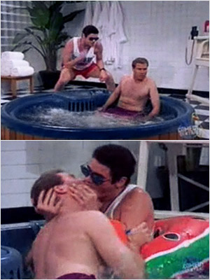 Saturday Night Live | The comedy star of the '90s joined the comedy star of the '00s in this deeply twisted sketch about a hot tub lifeguard. Endless sight…