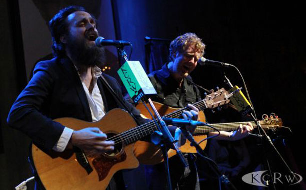 Glen Hansard Sam Beam