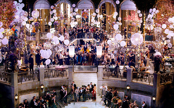 The Great Gatsby   Even if Baz Luhrmann's movie didn't work for you, few can deny that it's alternate title could be: Production Design — The Motion Picture! Production…