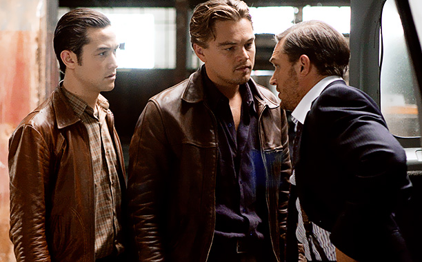 Inception | THE SETUP Dominic Cobb (Leonardo DiCaprio) leads a team of specialists into unwitting victims' brains to steal their thoughts for corporate espionage. THE JOB To…