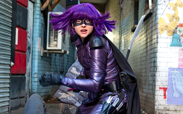 Movie Guide, Chloe Grace Moretz, ... | A dark hard-R comedy about DIY superheroes, 2010's Kick-Ass made less than $50 million domestically. But strong DVD and download sales paved the way for…