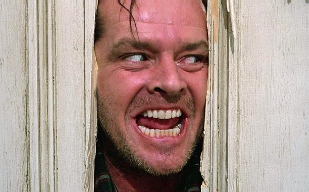 Kubrick Shining Nicholson