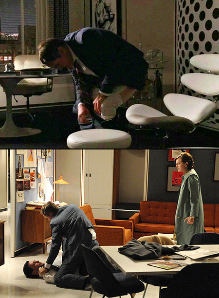 Mad Men | Duck Phillips' fall from grace wasn't a pretty one. At one time he was a top dog at Sterling Cooper, but by season 4 he…