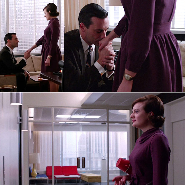 Mad Men   Betty finally leaving Don at the end of season 3? After years of infidelity and neglect? Not a surprise. Peggy finally leaving Don (or, more…