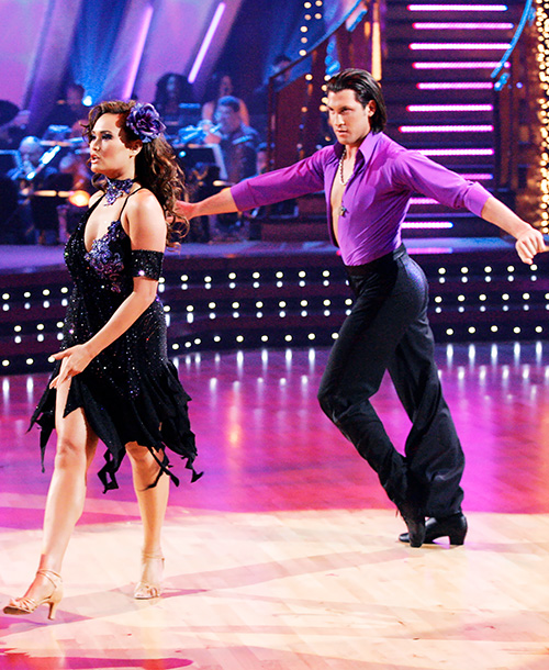 Dancing With the Stars | Just thought everyone could use a reminder that Maks had long hair in season 2. YAY! His flagrant ego always made him the most polarizing…