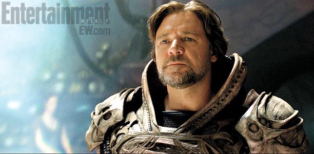 Russell Crowe, Man of Steel