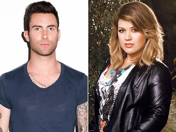 Maroon 5 Kelly Clarkson