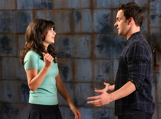 New Girl First Date