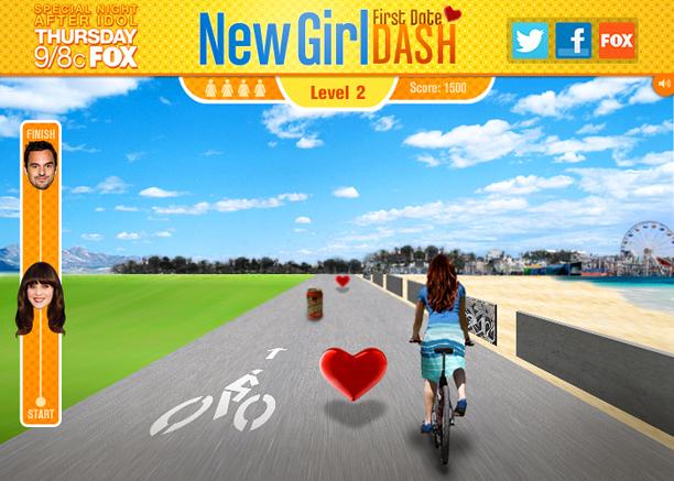 New Girl Game