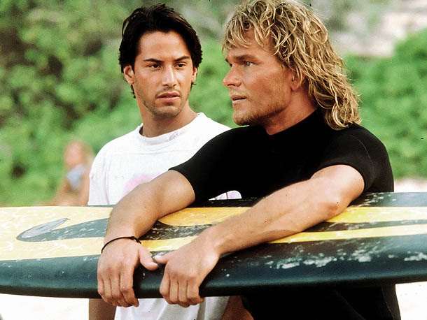 Point Break Swayze Reeves