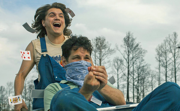 Movie Guide, Paul Rudd, ... | Two guys spend the summer of 1988 in near isolation, wandering a burned-out road together, ostensibly repairing it but more or less trying to find…