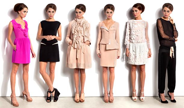 Rosa Clandestino Collection Preview