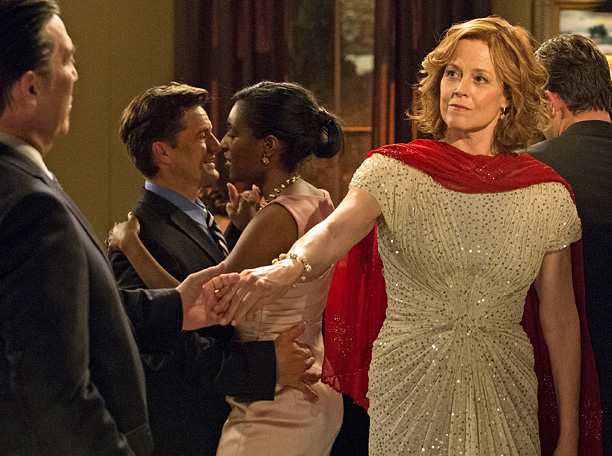 USA's soapy summer series about a dysfunctional-but-powerful D.C. family may have only had one brief, six-episode run, but Weaver deserves Emmy recognition for her bold,…