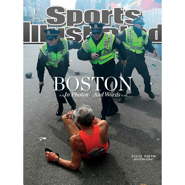 SPORTS ILLUSTRATED BOSTON