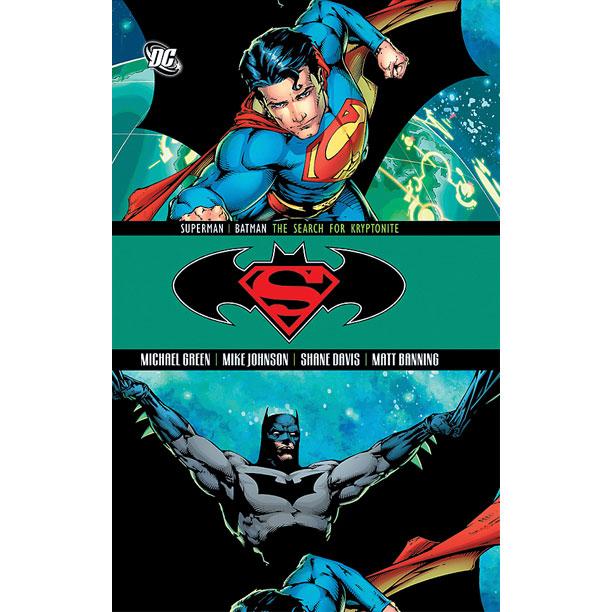 SUPERMAN BATMAN KRYPTONITE