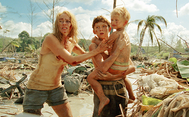 The Impossible Naomi Watts Tom Holland