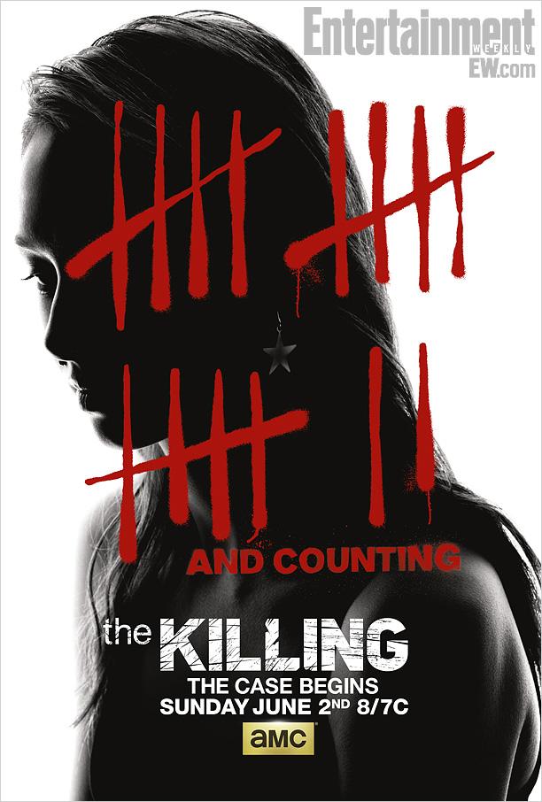 The Killing Key Art