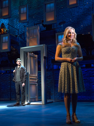 THE LAST FIVE YEARS Adam Kantor and Betsy Wolfe