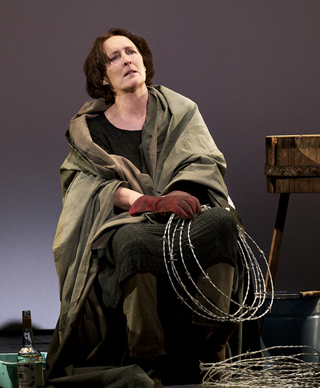 THE TESTAMENT OF MARY Fiona Shaw