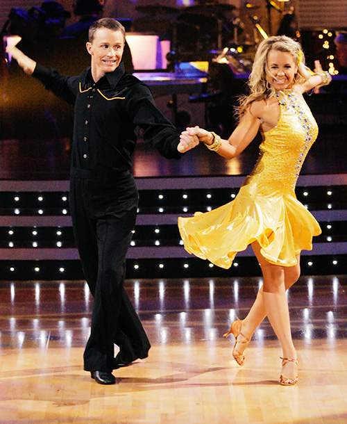 Dancing With the Stars | Lovely Chelsie (seasons 8-15) didn't take on a partner for season 16, but her frequent Tuesday night exhibitions with fellow So You Think You Can…