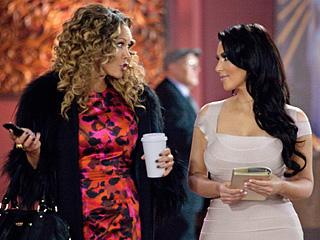 'TEMPTATION ISLAND' Vanessa Williams and Kim Kardashian star in 'Tyler Perry's Temptation'