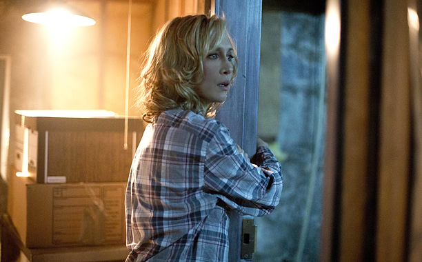 We all know that Psycho 's Norman Bates famously had mommy issues — and now we know why, thanks to Farmiga's full-bodied performance as mama…