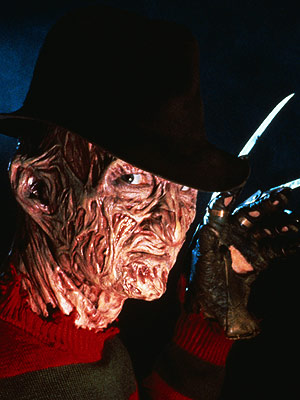 A Nightmare on Elm Street, Robert Englund | Robert Englund A Nightmare on Elm Street (1984) Freddy Krueger has the wit of a lame stand-up comic and a viciously poor fashion sense (sweater…